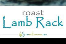 Lamb / Lamb isn't hard to make, you just need the right recipe! Look here for flavorful and tasty Lamb Recipes. Lam Chops, Rack of Lamb, Lamb Stew, Lamb Kabobs and Lamb Shanks.
