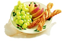 Food - simple ideas / Easy dishes, easy decorating, delicious ideas for food...