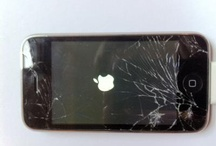 Simple fix for iPhone screens. / by Naomi
