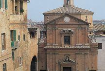 Сиена. Церковь Сан-Джузеппе (Св. Иосифа) (Сиена) / San Giuseppe.