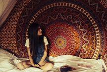 Boho dream room