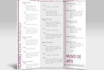 BROCHURE & EDITORIAL DESIGN by Jaime Claure