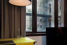 Hotel-Tecture / by Tom Dubber