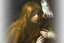 St. Mary Magdalene / Honoring St. Mary Magdalene