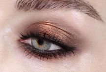 Makeup eyelooks