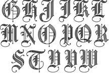 lettering 1
