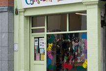 Crafty Shops in Ireland