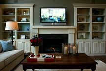 Family room / by Denise Rodriguez