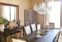 Dining room / by Mallory White