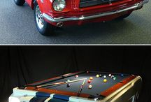 Manly Man Caves !