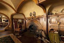 HOBBIT HOUSES / Hobbit domy