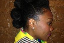 Hair - Braids, Buns, Locs and Twists