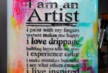 Art / Art quotes, expressions