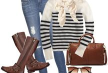 Fall/ Winter Clothes / by Brittany Stegman