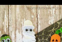 Halloween Arts & Crafts for Children