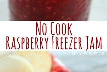 rasberry / Bringebær mat og dyrking