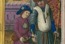 Torby średniowiecze