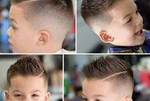 Hair jongens