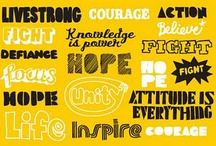 for the strongest people out there  / by Emily Fulton