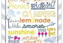 Sweet Summertime  / by Nichole Clark