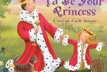 Preschool/Elementary Princesses / Recommended reading and resources for young ladies-in-training