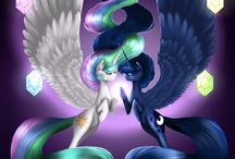 mlp two sisters together again