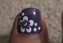 Nails - Toe