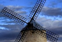 Construction Engineering: Watermills, Windmills / by Persa Kyrtopoulou