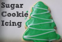 cookie icing recipe