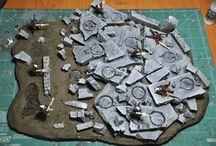 Warhammer 40k & Modelling Tutorials / Warhammer 40k & Modelling Tutorials