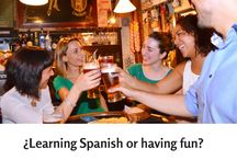 Spanish Classes and fun! / Learning Spanish while having fun sharing smiles and laughter with our experiences. Habla y Olé rocks!