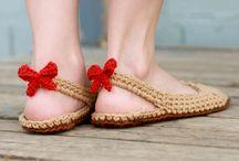 crochet-footwear