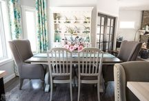 Dining Room Decoration & Design