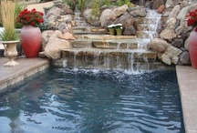 Pools And Backyard / by Katie McCleary