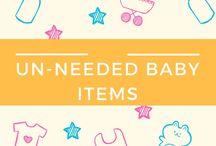 Baby Needs, Gear, Tips