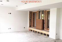 basement/laundry room
