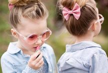 Hairstyles for little girls and boys