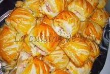 feuillete jambon