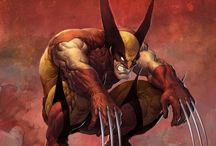 Hungry Like A Wolverine / by Mrs. Combs