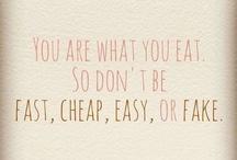 ❥ Healthier, Happier. / Eat Better. Feel Better.