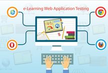 E-Learning Web Application Testing / The main objective of testing an e-learning web application is to ensure seamless functionality, efficiency, and usability.