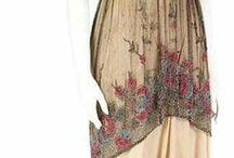 Mode des frühen 20. Jahrhunderts