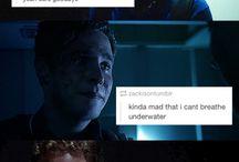 Marvel tumblr posts
