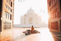Taj Mahal / A paloták koronája-   Sáh Dzsahán és Mumtáz Mahal