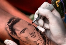 Elvis Tattoos / by Elvis Presley's Graceland