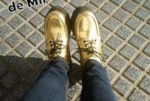 SHOES / Todo tipo de calzado que me pongo, me pondría, me pondré,...