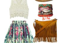 Mix it up  / Board with fashion combinations