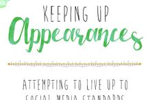 Keeping Up Appearances Project / by Pinstrosity