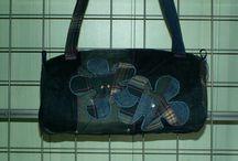 sacs polochon-simili cuir,suédine,tissu enduit... / https://www.alittlemarket.com/boutique/desfilsetdesidees