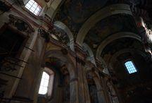 Litoměřice / Jesuit Church / Litoměřice - Czech Republic
